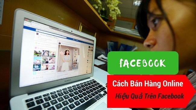 Tạo shop bán hàng trên facebook hay là làm web bán hàng giá rẻ