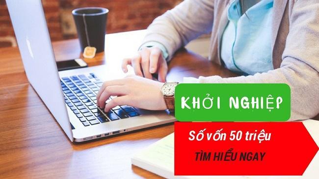 Ý Tưởng Khởi Nghiệp Kinh Doanh Với 50 - 100 Triệu Đồng