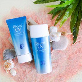 Kem-chống-nắng-Biore-UV-Aqua-rich-dạng-GEL