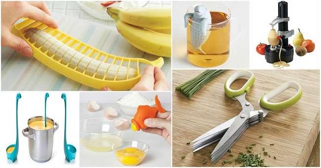 Dụng cụ nhà bếp thông minh độc đáo đa năng