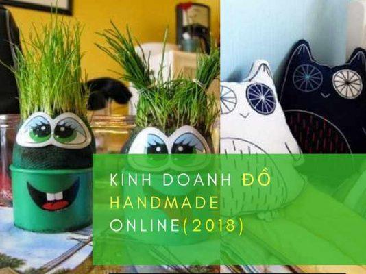 Kinh doanh đồ Handmade Online